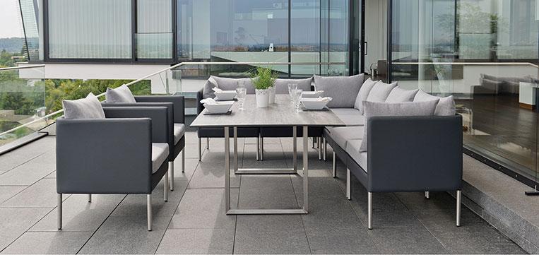 miguel speise-lounge | tropictrend - exklusive gartenmöbel, steiermark, Gartenarbeit ideen