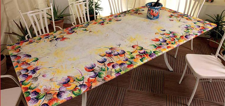 Tisch-rechteckig